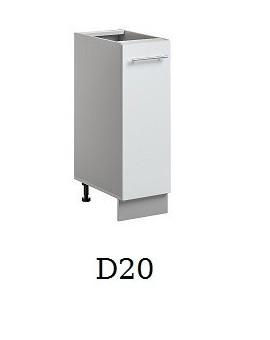 Szafka D-60